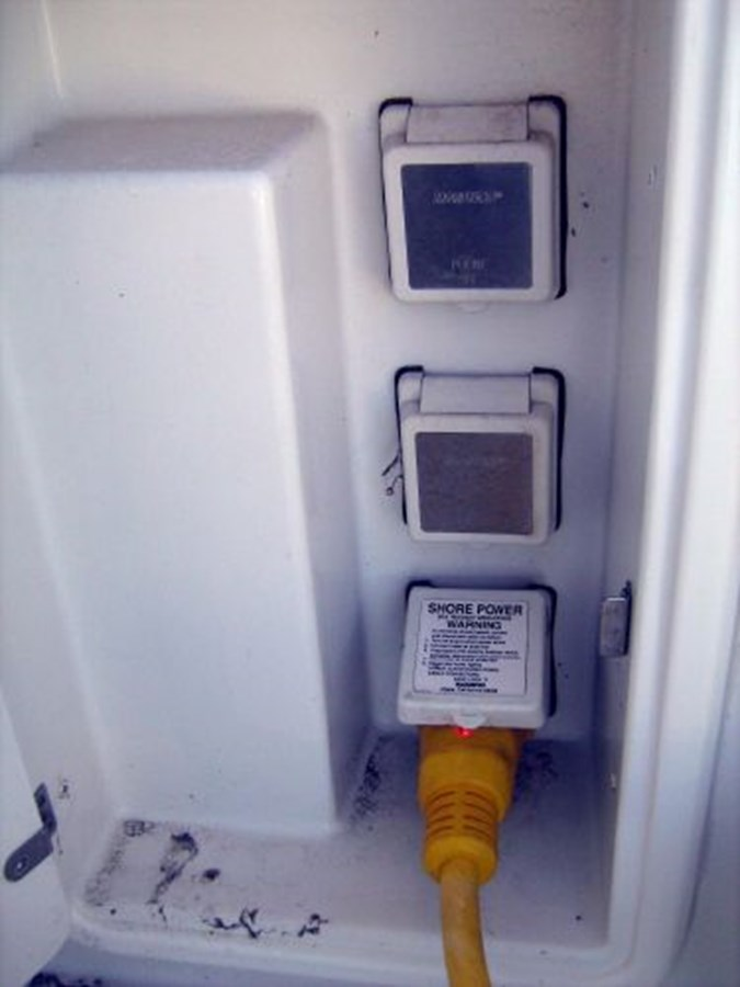 shore power inlets