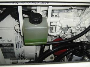 generator uncovered