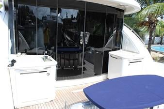 2008 60' Sea Ray Sundancer Aft Deck