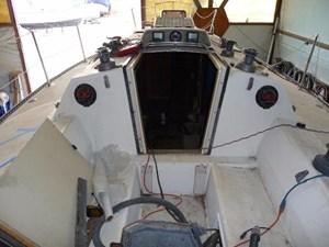 Pursuit 5 Pursuit Cockpit