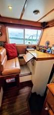 35 nav seat flip up slanted