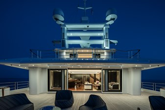 9, Bridge Aft Exterior Lounge