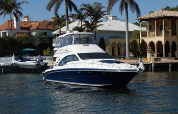 SWEET MELISSA 1 SWEET MELISSA 2005 SEA RAY 550 Sedan Bridge  Motor Yacht Yacht MLS #261734 1