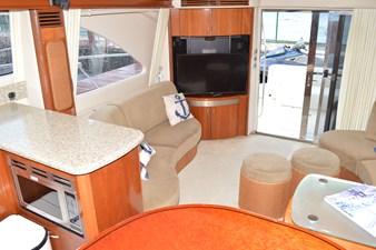 SWEET MELISSA 3 SWEET MELISSA 2005 SEA RAY 550 Sedan Bridge  Motor Yacht Yacht MLS #261734 3