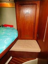 El Libre 77 Guest Cabin LOCKER 2