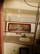 El Libre 85 Guest Cabin SINK AND STORAGE