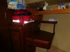 El Libre 80 Guest Cabin STORAGE 1