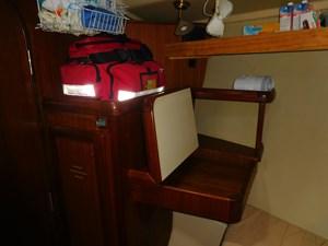 El Libre 81 Guest Cabin STORAGE 2