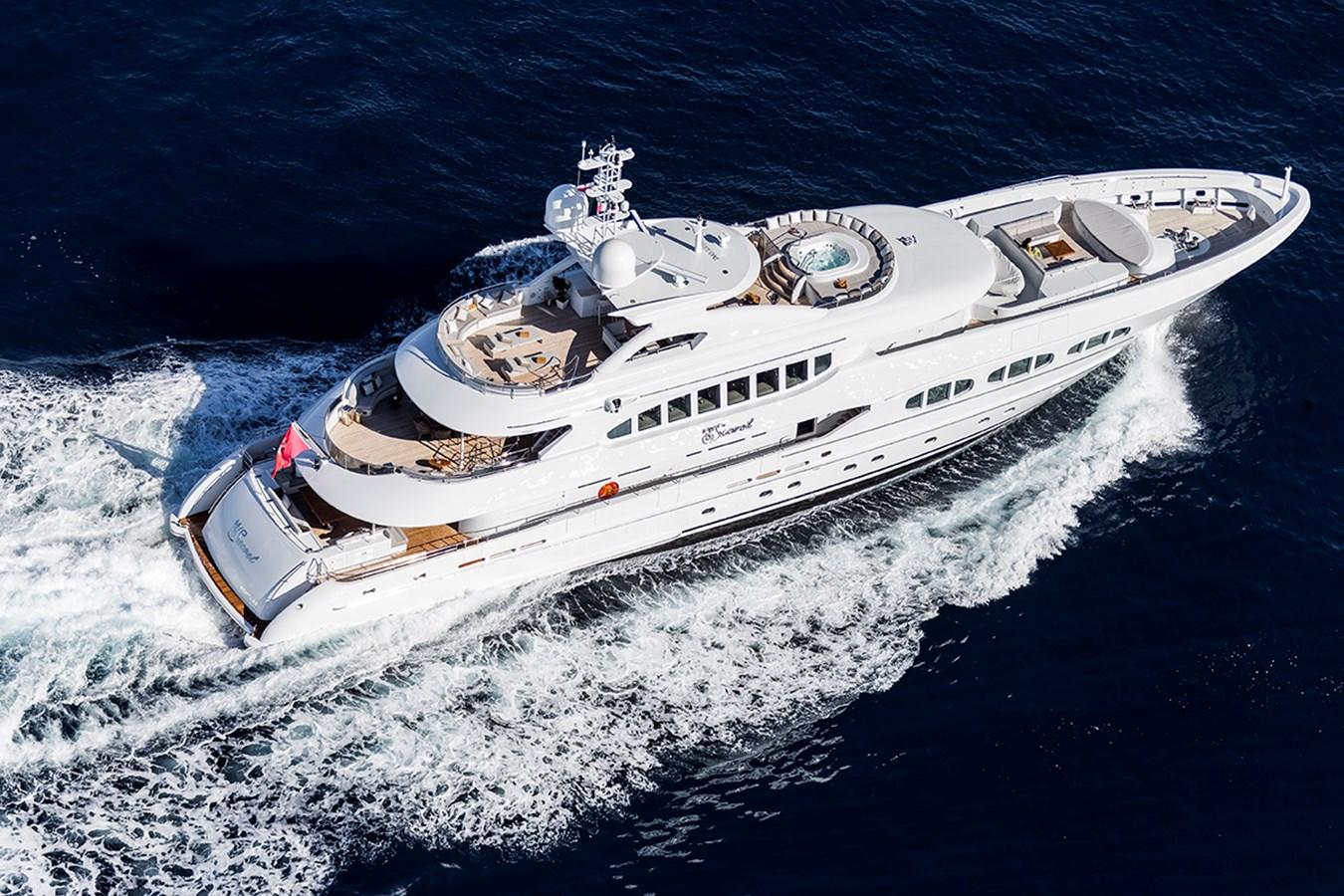 MY SECRET yacht for sale