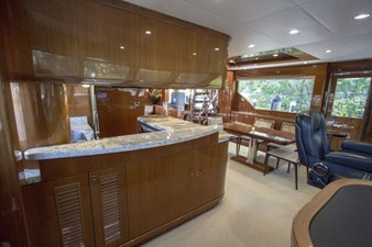 Galley counter