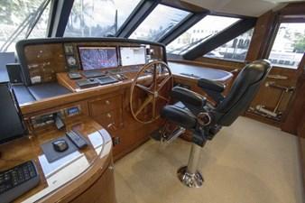 Lower Helm console