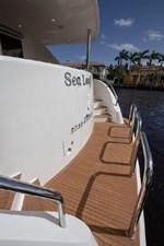 Boarding deck