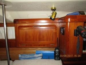 12-Pearl Salon Cabinetry