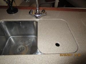 20-Pearl Galley Sink