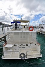 Six C One II 11 62-2000-Offshore-Yachts-Pilot-House-11