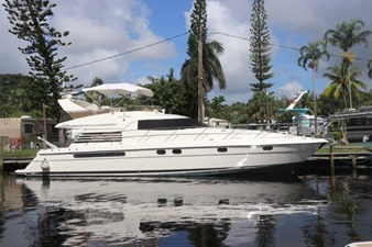 1_1996 59ft Fairline Squadron 59