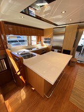 CAT CAY 6 Galley