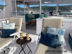 CAT CAY 16 Flybridge with Chaise Lounges