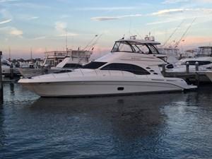 58' Sea Ray 580 Sedan Bridge Motor Yacht K-YACHTIC