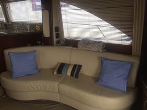 Salon - Starboard Seating