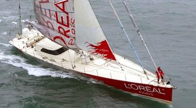 85ft Racing Sloop TAHIA ex L'Oreal 001