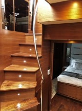 Companionway to Accommodations