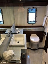 Master Stateroom Ensuite Head and Shower