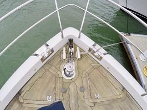 Bow Windlass
