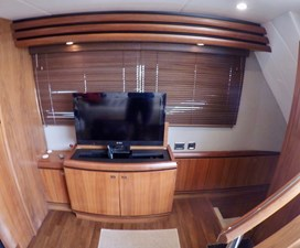 Flat Screen and entertainment center