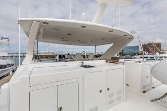Flybridge Wet Bar / Grill Center
