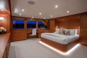 Master Stateroom Looking Forward