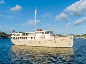 WALRUS 1 WALRUS 2006 CUSTOM BUILT WJ Development Custom Trawler Trawler Yacht Yacht MLS #262132 1