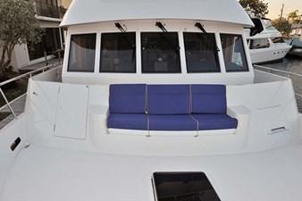 Forward Deck Seating and Portuguese Bridge