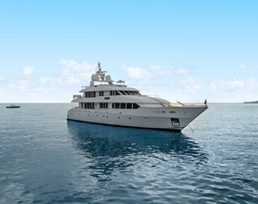 131' 1999/2020 Trident Shipworks Yacht Profile