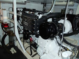 FAMILY TRADITION 59 Starboard Engine