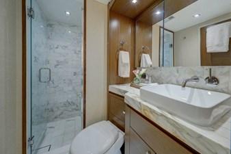 Guest Bath - Starboard