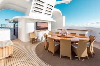 AQUARIUM 29 Sun Deck Dining