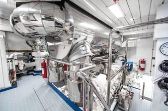 AQUARIUM 43 Engine Room