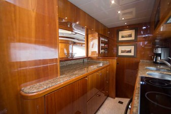 Enchanted Lady 12 Galley