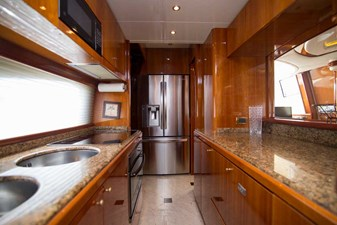 Enchanted Lady 15 Galley
