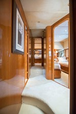 Master Stateroom Companionway