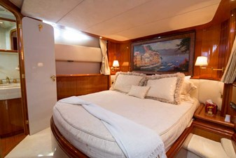 Enchanted Lady 30 VIP Stateroom