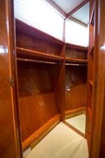 Enchanted Lady 37 VIP Stateroom Closet