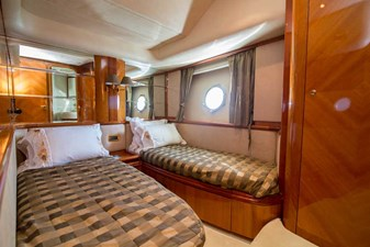 Enchanted Lady 38 Port Guest Stateroom