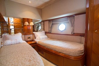 Enchanted Lady 44 Starboard Guest Stateroom
