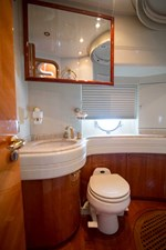 Enchanted Lady 46 Starboard Guest Stateroom Head