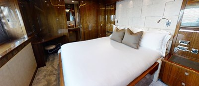 Starboard VIP Cabin - Tuppence