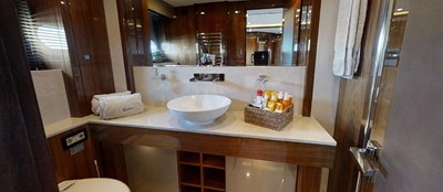 Starboard VIP En-Suite - Tuppence