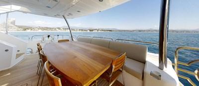 Sunseeker 30 Metre Yacht - Aft Cockpit - Tuppence