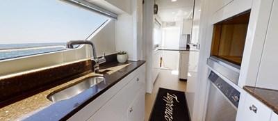 Sunseeker 30 Metre Yacht - Galley 2 - Tuppence